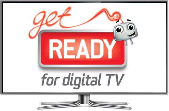 การตลาดทีวีดิจิตอล