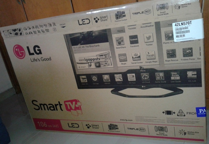 LG-42LN570T-box